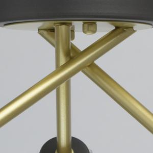 Lampă cu pandantiv Olympia Megapolis 3 Gold - 638013703 small 10