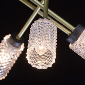 Lampă cu pandantiv Olympia Megapolis 6 Gold - 638013806 small 7