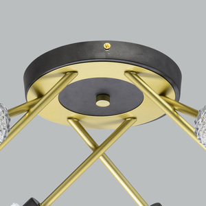 Lampă cu pandantiv Olympia Megapolis 6 Gold - 638013806 small 11