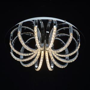Lampa suspendată Venezia Crystal 50 Chrome - 276015001 small 1