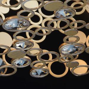 Lampa suspendată Monarch Loft 6 Brass - 121011206 small 2