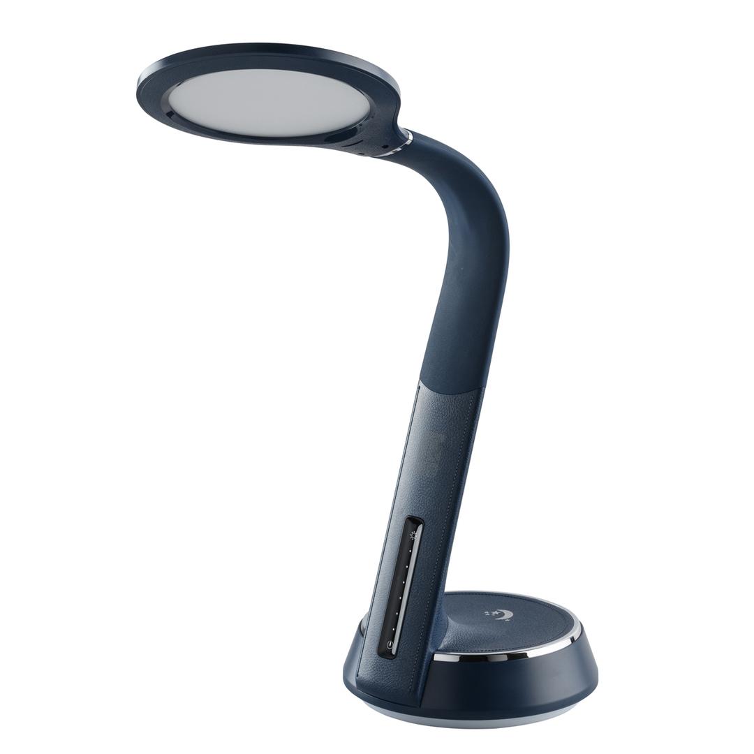 Lampa de masă Stuttgart Hi-Tech 10 Blue - 631035701