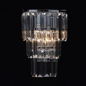 Lampă de perete Adelard Crystal 1 Chrome - 642022601 small 1