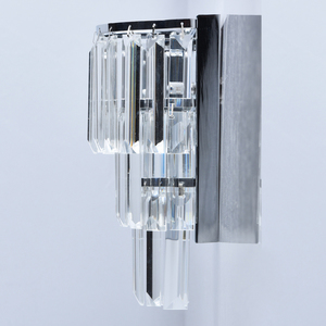 Lampă de perete Adelard Crystal 1 Chrome - 642022601 small 4