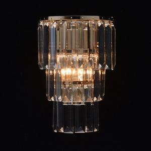 Lampă de perete Adelard Crystal 1 Gold - 642022701 small 1