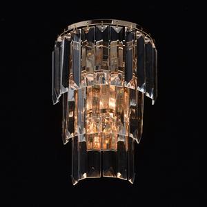Lampă de perete Adelard Crystal 1 Gold - 642022701 small 2