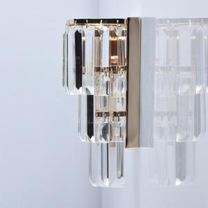 Lampă de perete Adelard Crystal 1 Gold - 642022701 small 4
