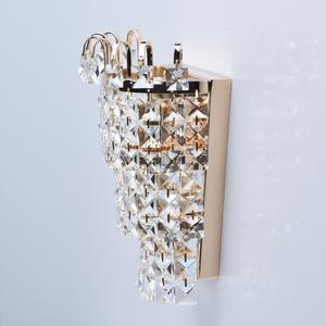 Lampă de perete Adelard Crystal 1 Gold - 642022901 small 3