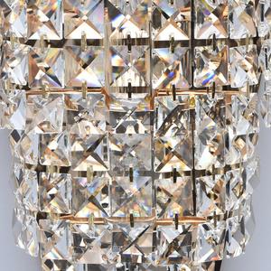 Lampă de perete Adelard Crystal 1 Gold - 642022901 small 4