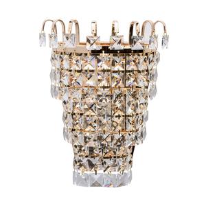 Lampă de perete Adelard Crystal 1 Gold - 642022901 small 0