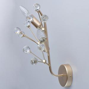 Sconce Adriatica Flora 2 Aur - 280021902 small 3