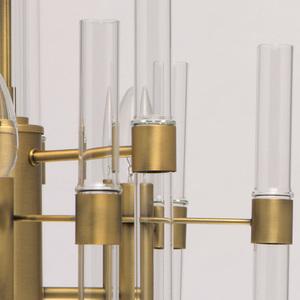 Lampa suspendată Alghero Classic 3 Brass - 285010703 small 7