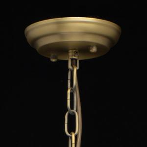 Lampa suspendată Alghero Classic 3 Brass - 285010703 small 3