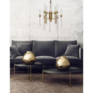 Lampa suspendată Alghero Classic 3 Brass - 285010703 small 4