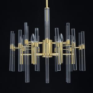 Lampa suspendată Alghero Classic 6 Brass - 285010806 small 6