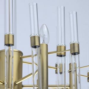 Lampa suspendată Alghero Classic 6 Brass - 285010806 small 7