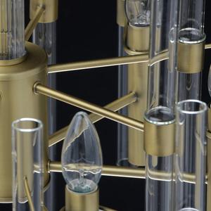 Lampa suspendată Alghero Classic 6 Brass - 285010806 small 10