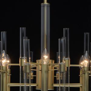 Lampa suspendată Alghero Classic 6 Brass - 285010806 small 11