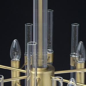 Lampa suspendată Alghero Classic 6 Brass - 285010806 small 12
