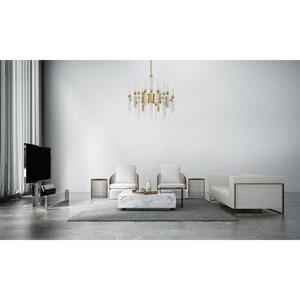 Lampa suspendată Alghero Classic 6 Brass - 285010806 small 4