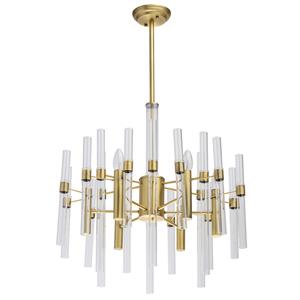Lampa suspendată Alghero Classic 6 Brass - 285010806 small 0