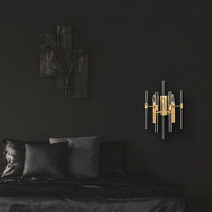 Lampă de perete Alghero Classic 2 Brass - 285021002 small 5