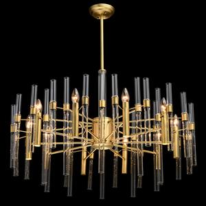 Lampa suspendată Alghero Classic 10 Brass - 285010910 small 1