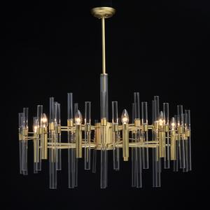 Lampa suspendată Alghero Classic 10 Brass - 285010910 small 7