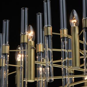 Lampa suspendată Alghero Classic 10 Brass - 285010910 small 9