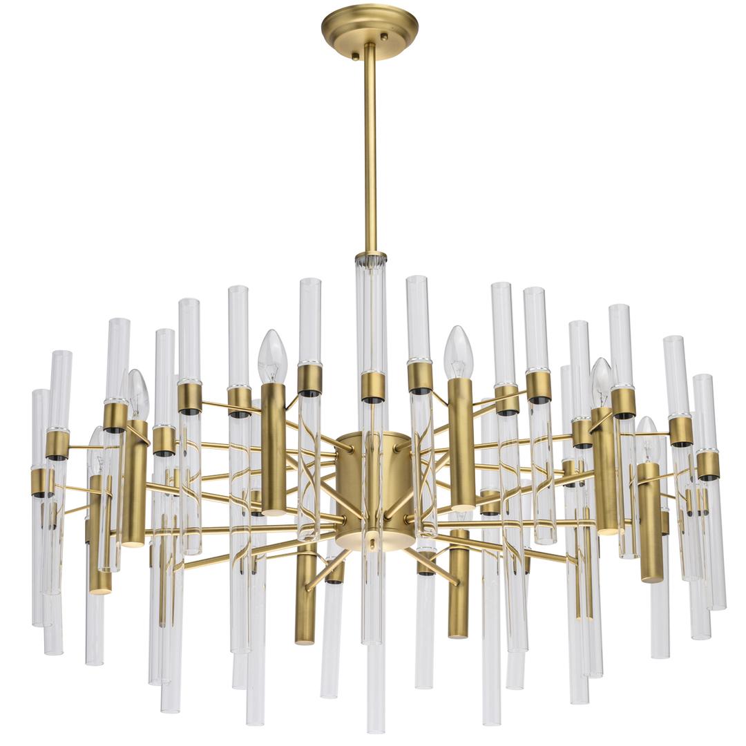 Lampa suspendată Alghero Classic 10 Brass - 285010910