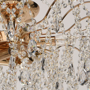 Candelabru de aur Venezia Crystal 9 - 464018709 small 6