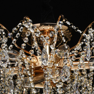 Candelabru de aur Venezia Crystal 9 - 464018709 small 12