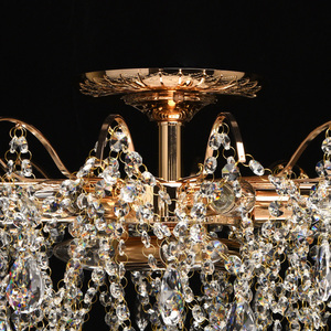 Candelabru de aur Venezia Crystal 9 - 464018709 small 3