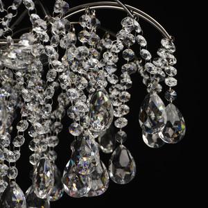 Lampa suspendată Venezia Crystal 9 Black - 464018809 small 11