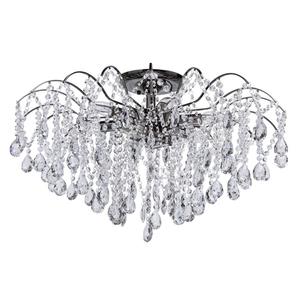 Lampa suspendată Venezia Crystal 9 Black - 464018809 small 0