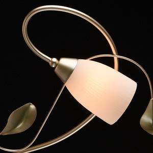 Lampa suspendată Verona Flora 6 Gold - 334013006 small 7