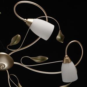 Lampa suspendată Verona Flora 6 Gold - 334013006 small 10
