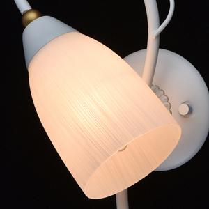 Lampa de perete Verona Flora 1 Alb - 334023301 small 5