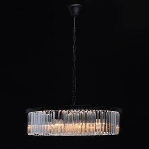 Lampa suspendată Goslar Crystal 10 Black - 498014910 small 6