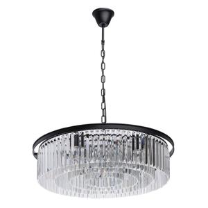 Lampa suspendată Goslar Crystal 10 Black - 498014910 small 0