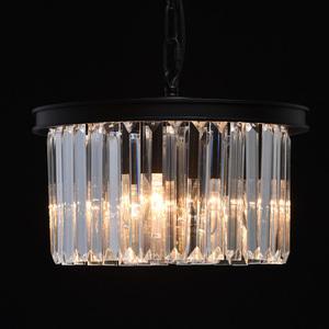 Lampa suspendată Goslar Crystal 3 Black - 498015103 small 6