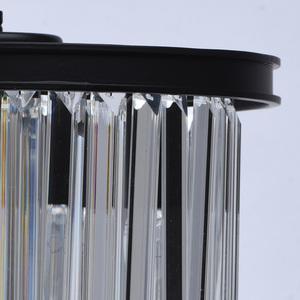 Lampa suspendată Goslar Crystal 3 Black - 498015103 small 7