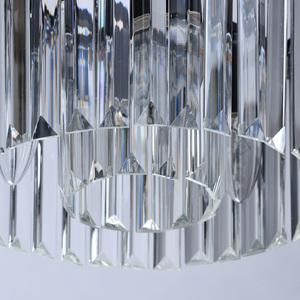Lampa suspendată Goslar Crystal 3 Black - 498015103 small 9