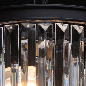 Lampa suspendată Goslar Crystal 3 Black - 498015103 small 10