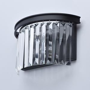 Lampă de perete Goslar Crystal 2 Black - 498025302 small 3