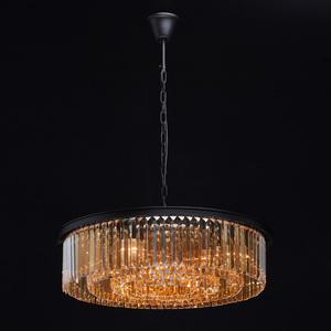 Lampa suspendată Goslar Crystal 10 Black - 498015010 small 1