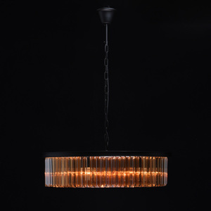 Lampa suspendată Goslar Crystal 10 Black - 498015010 small 7