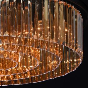 Lampa suspendată Goslar Crystal 10 Black - 498015010 small 9