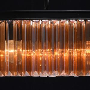 Lampa suspendată Goslar Crystal 10 Black - 498015010 small 10