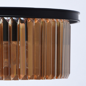 Lampa suspendată Goslar Crystal 10 Black - 498015010 small 11
